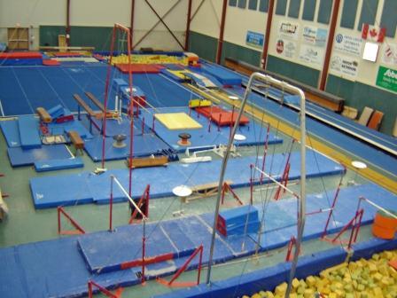 exelta gymnastics club drop in